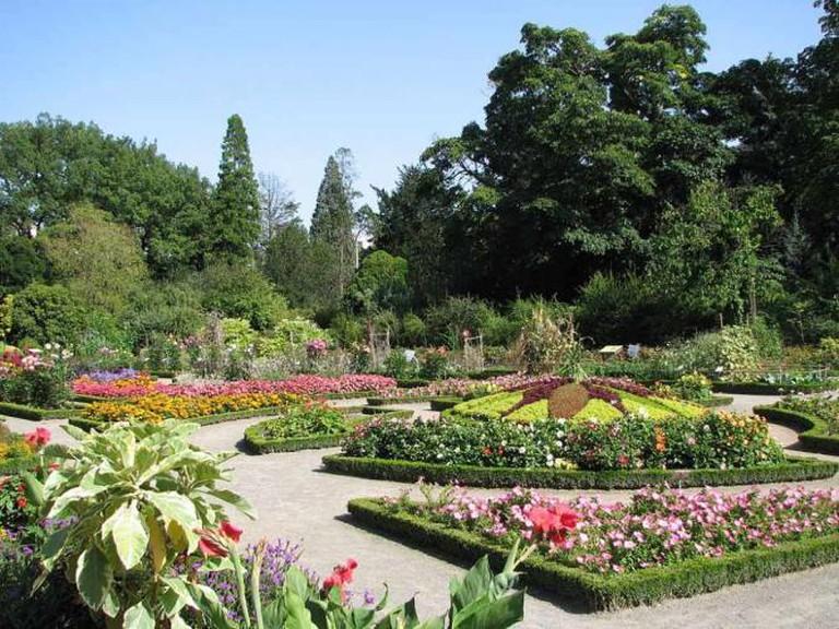 Botanic Garden | ©Simlaurent/WikiCommons