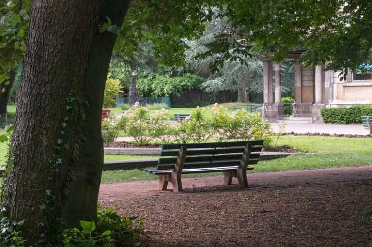 Parc de la Cerisaie | ©RadishSlice/WikiCommons