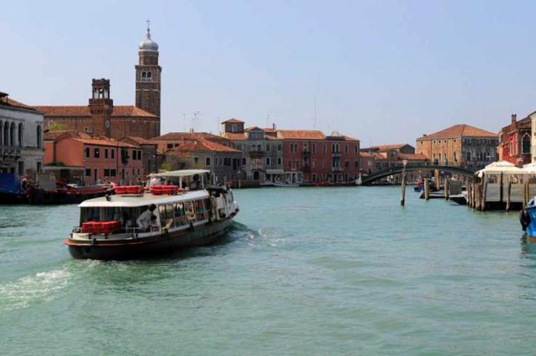 Canal Grande in Murano | © Son of Groucho/Flickr
