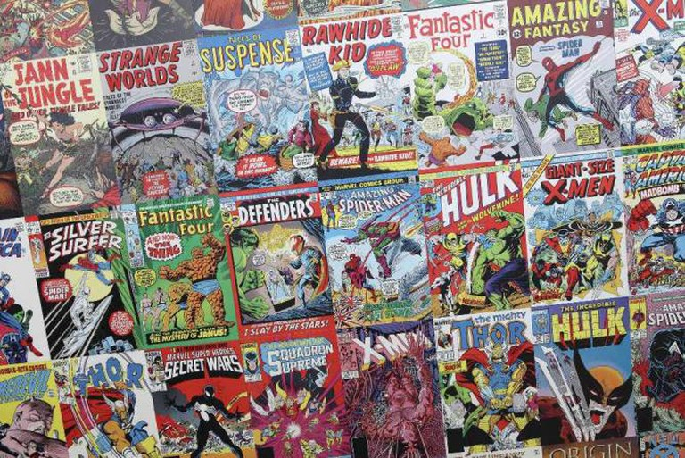 Comic Books | © Sam Howzit/Flickr