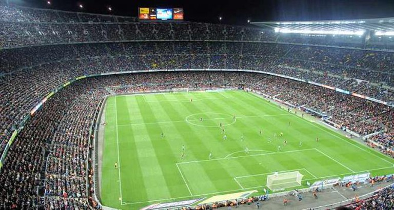 Camp Nou | © Cappo80/WikiCommons