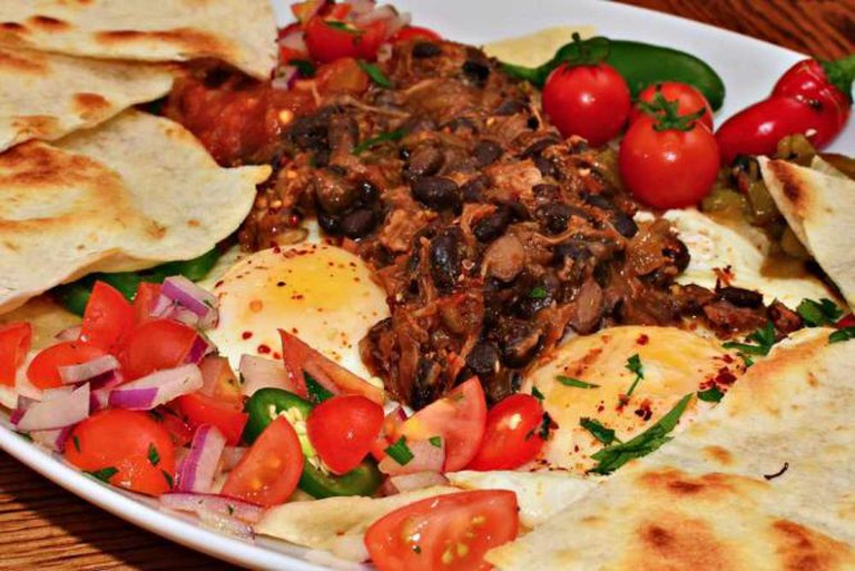 Huevos rancheros©jeffreyw/Flickr