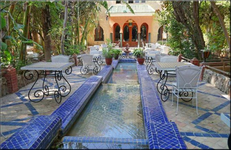 Moroccan walkway I