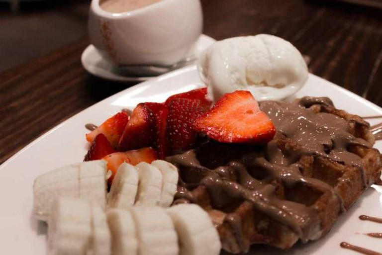Max Brenner | © Danijel James/Flickr