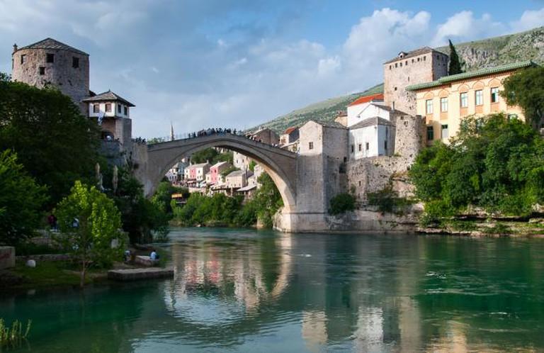 Mostar | Ⓒ Ebs Els/Flickr