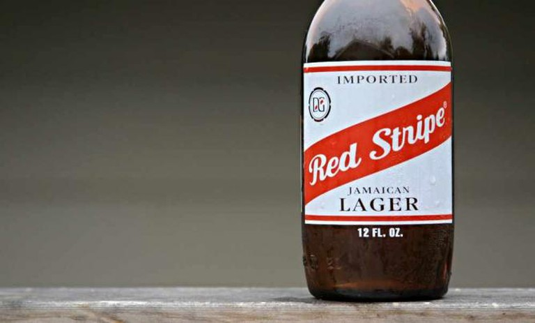 Red Stripe |©Flickr