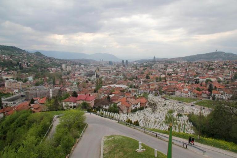 Sarajevo Old Town | Ⓒ Patrick Rasenburg/Flickr