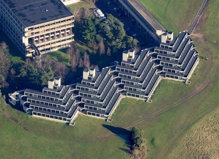 University of East Anglia Ziggurat