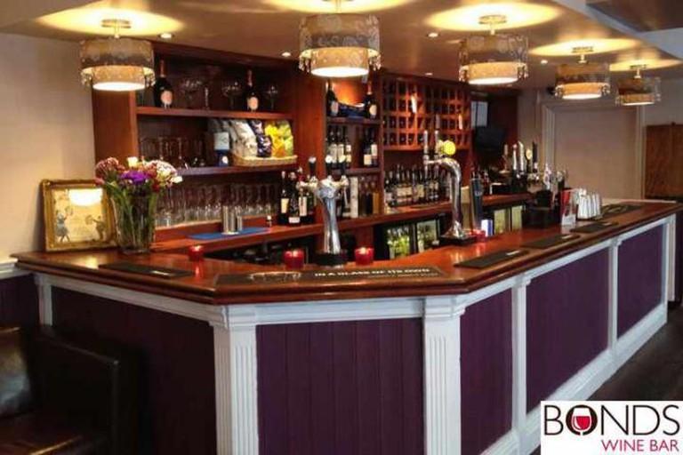 Bonds Wine Bar | Courtesy of Bonds Wine Bar