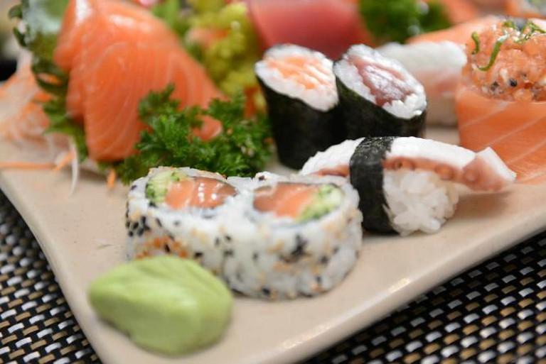 Sushi and sashimi | © dtakano/Pixabay