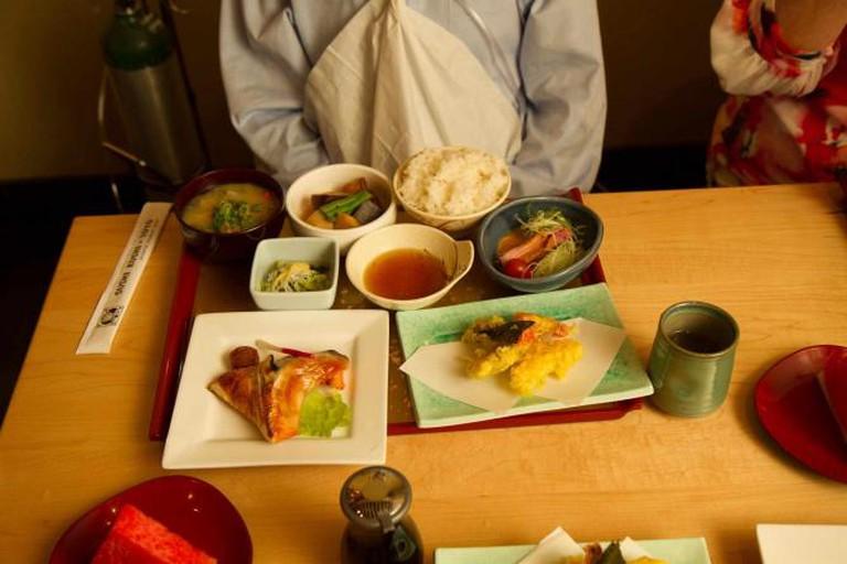 Lunch special sushi   © Ocean Yamaha/Flickr