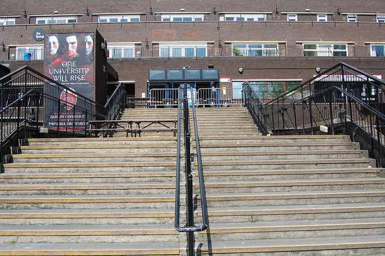 Cardiff University Students Union | ©Simpola/Flickr