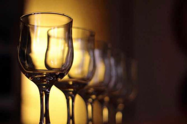 Wine glasses | © Rego Korosi/Flickr