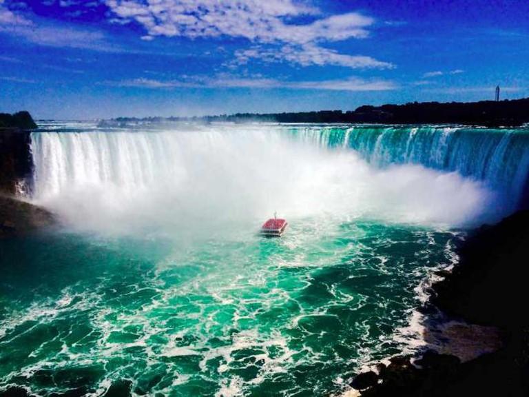The Hornblower Niagara Cruise | © Arijit Nag