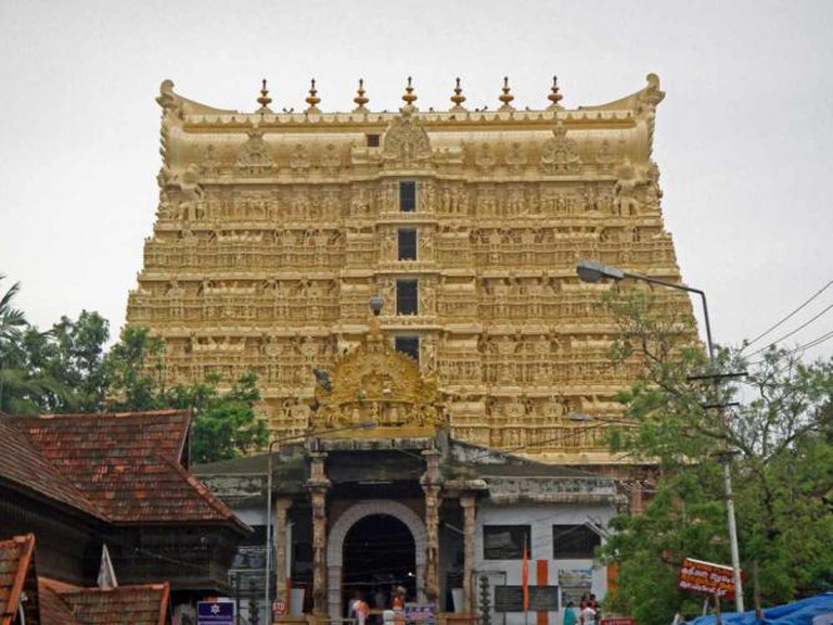 Sri Padmanabha Swami Temple | © Ebin Sam/Flickr