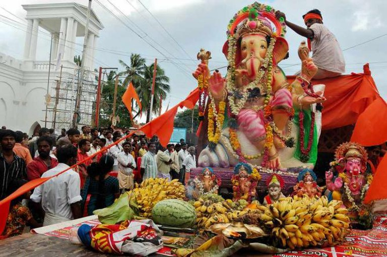 Ganesh Chaturthi, Trivandrum | © Thejas Panarkandy/Flickr