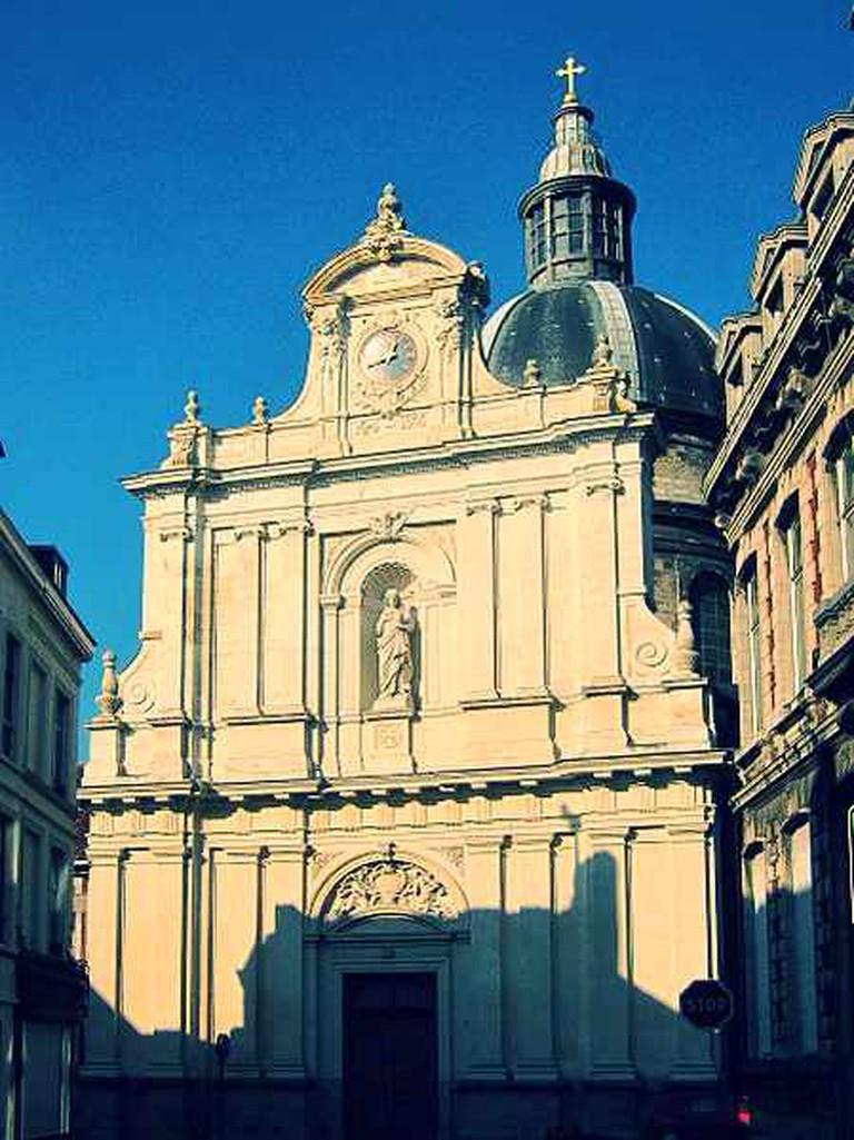 Église Sainte-Marie-Madeleine façade | © Velvet/WikiCommons