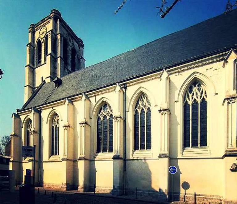 Église Sainte-Catherine de Lille | © Velvet/WikiCommons