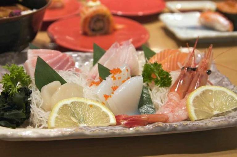 Sushi Zanmai | © Cheon Fong Liew/Flickr