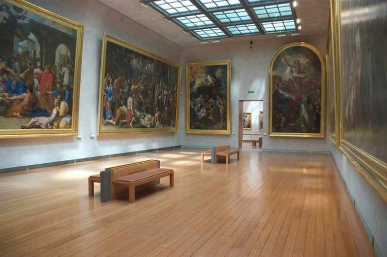 Musée des Beaux Arts | ©Tancrède/WikiCommons