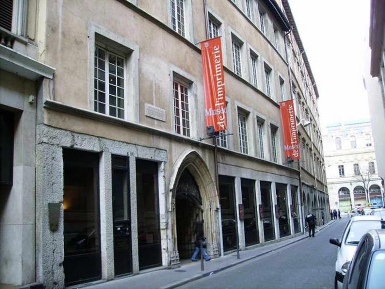 Musee de l'Imprimerie | ©Alorange/WikiCommons