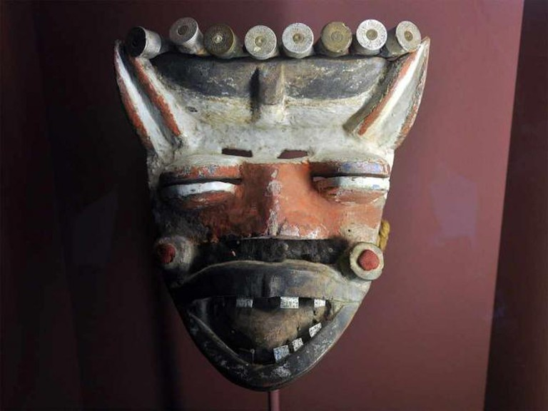 Musée Africain de Lyon  | ©Vassil/WikiCommons
