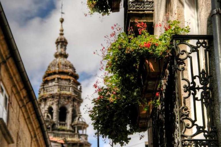 Santiago de Compostela | © J. A. Alcaide