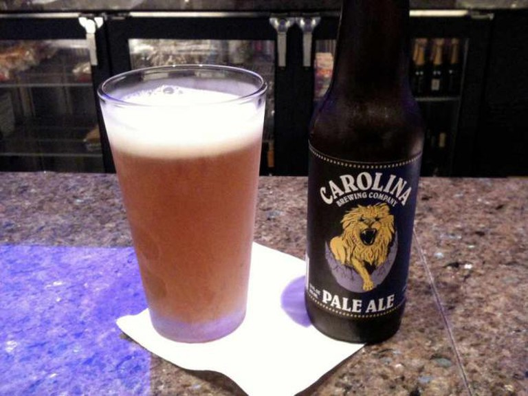 Carolina Brewing Company's Pale Ale | © Michael Coté/Flickr