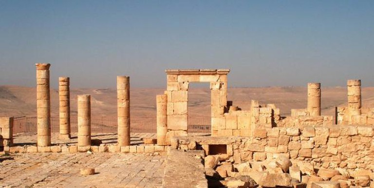 Panoramic view of Ein Avdat | © Uri Juda/WikiCommons