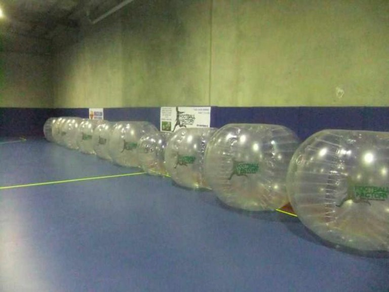 Bubble Soccer | © Football Factory