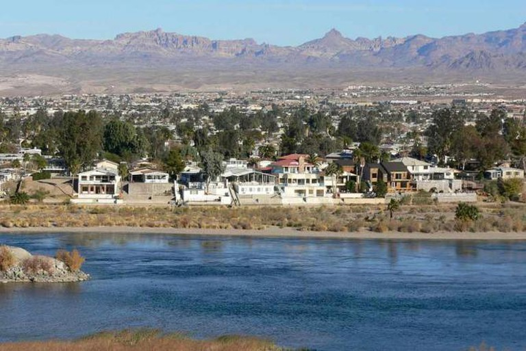 View of Bullhead City | © Stan Shebs/WikiCommons