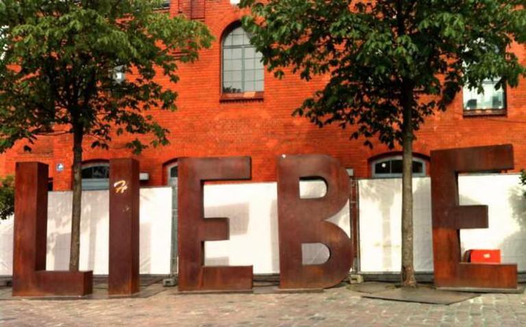 LIEBE, Kulturbrauerei. Berlin | © Adriana Tourny