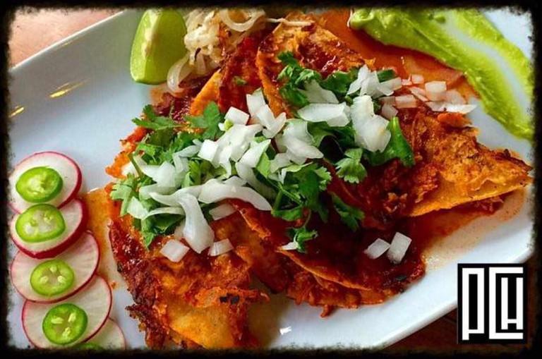 Tacos de Barbacoa | courtesy of Pachuco
