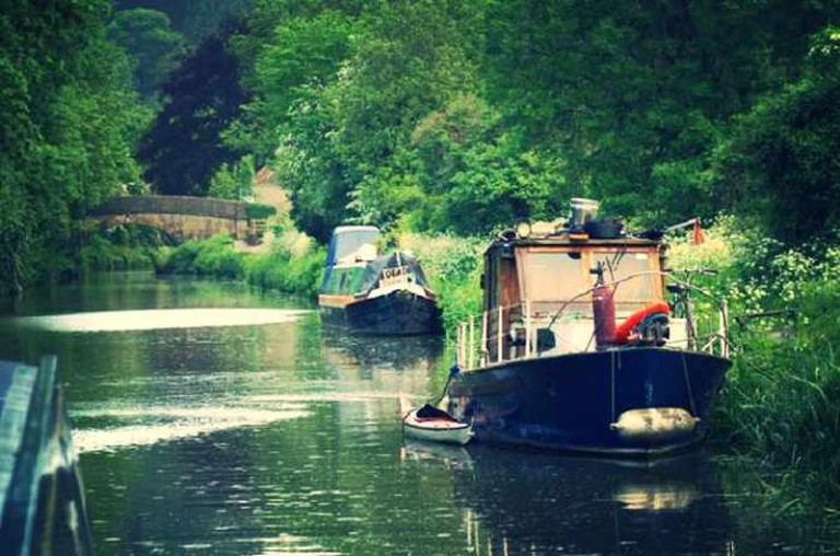 Kennet and Avon Canal © Pierre Terre/Creative Commons