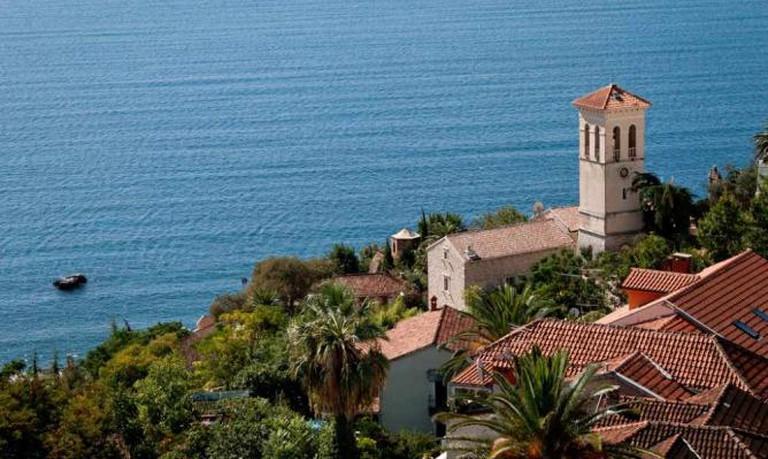 The View from Kanli Tower, Herceg Novi