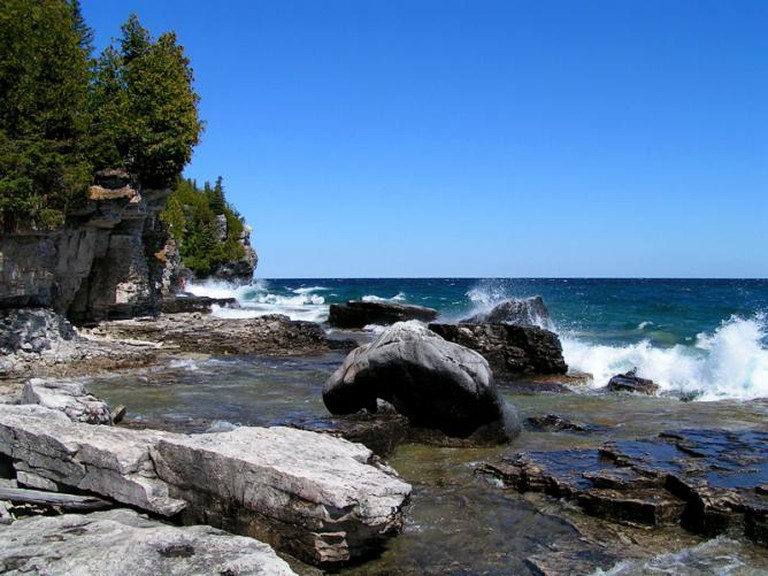 Bruce Peninsula National Park, Ontario | © Tango 7174/Flickr