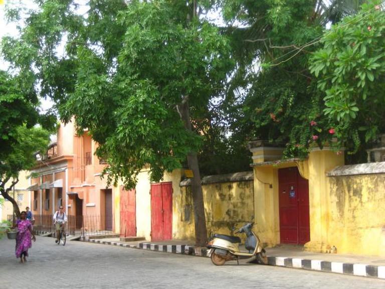 Pondicherry – French Quarter l