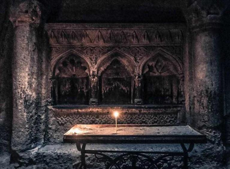 Geghard Monastery © IoannaSakellaraki