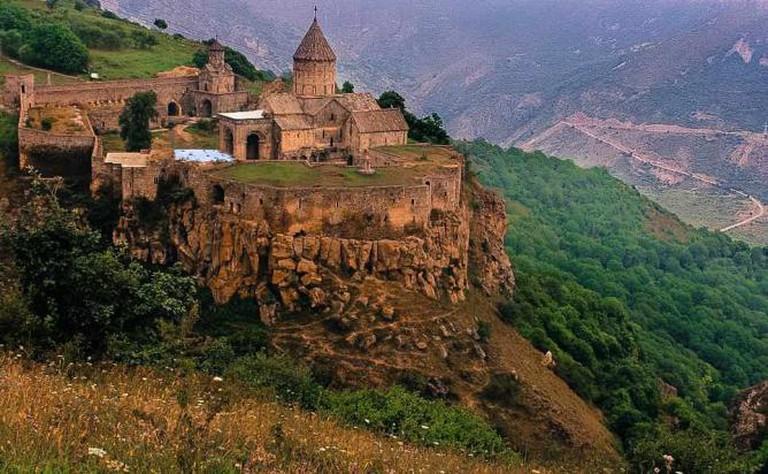 Tatev Monastery ©Ioanna Sakellaraki