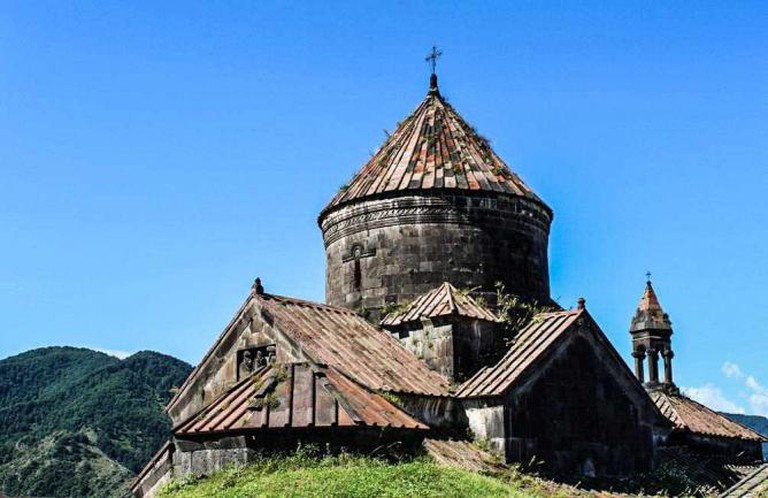 Haghpat Monastery © IoannaSakellaraki