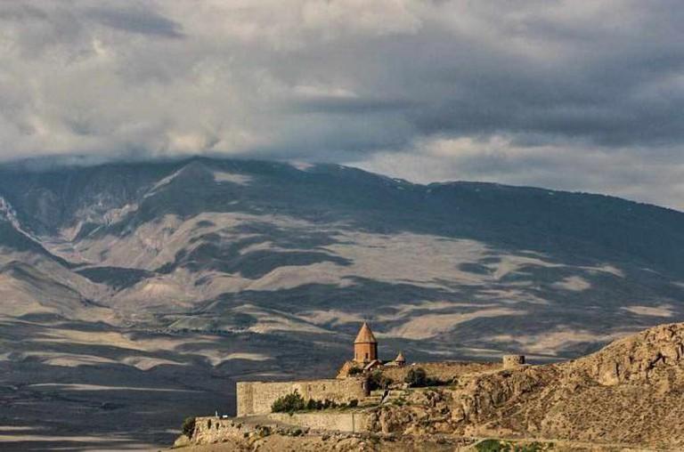 Khor Virap Monastery © IoannaSakellaraki
