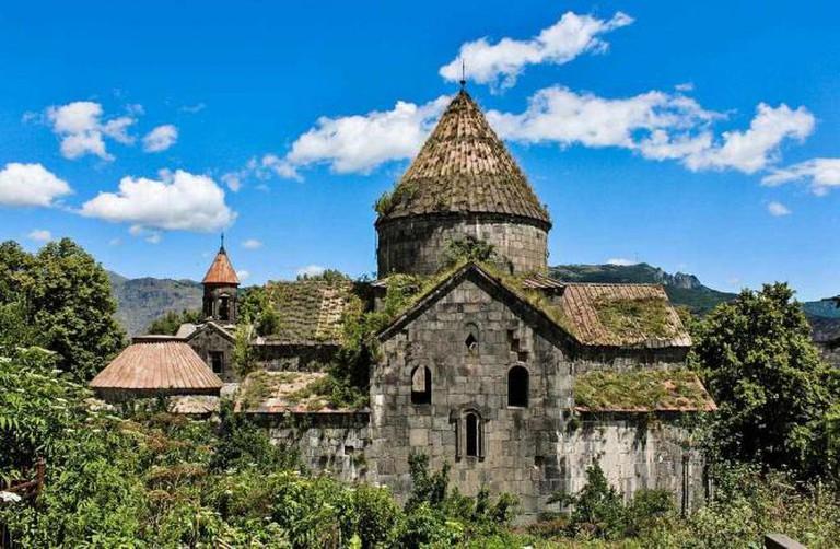 Sanahin Monastery © IoannaSakellaraki