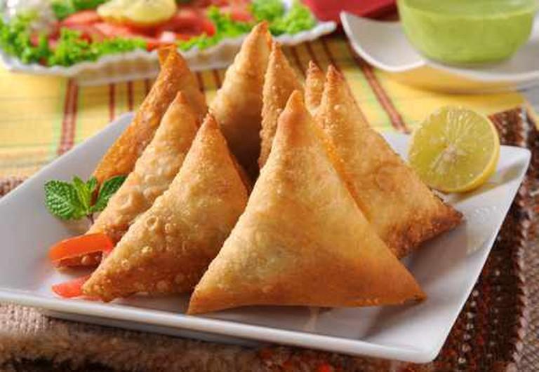 Samosa | © Rasoion Indian Kitchen