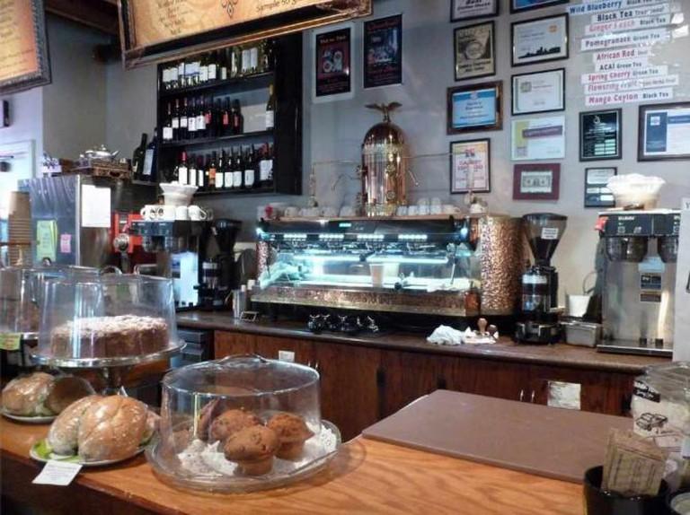 The Gallery Espresso