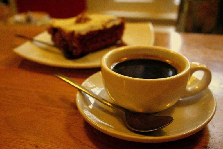 Coffee | Courtesy of Leverton & Halls