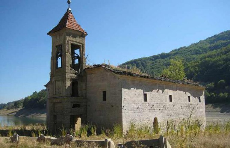 St Nicholas Church, Mavrovo  | © RoofofEurope/Flickr
