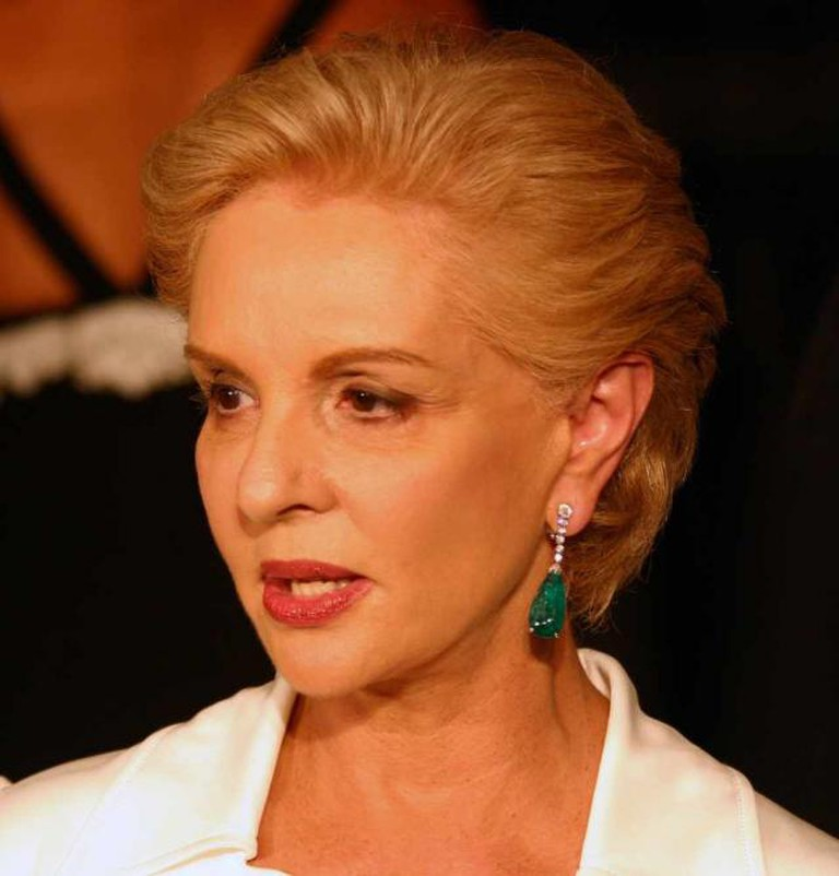 Carolina Herrera © Wikicommons/Christopher Peterson