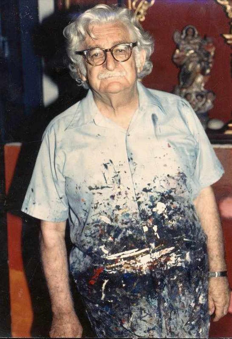Roberto Burle Marx © Luis Obispo/Wikicommons