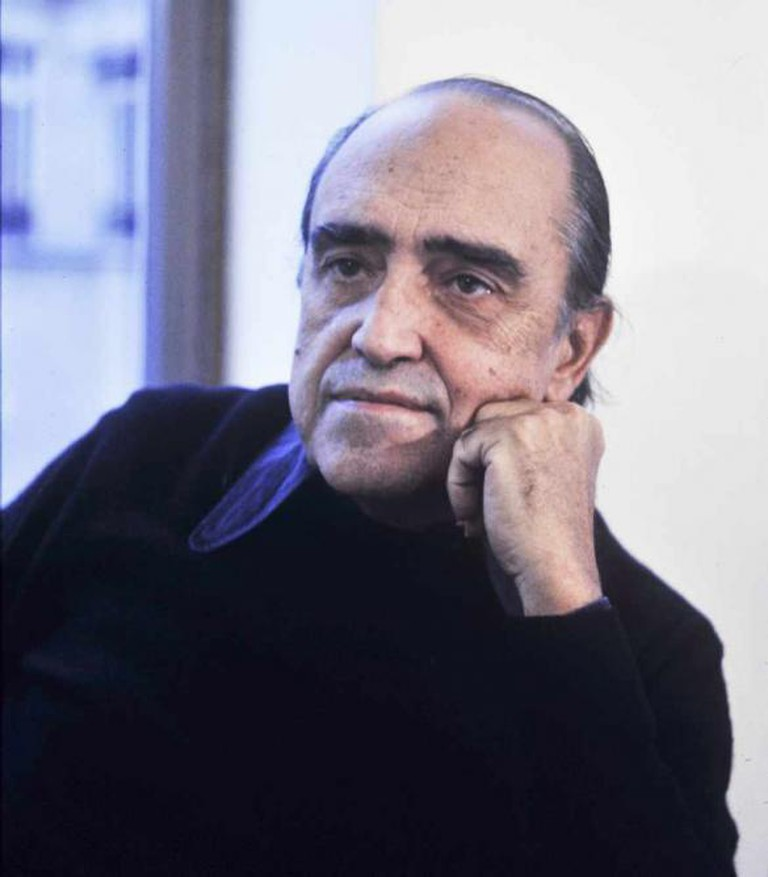 Brazilian architect Oscar Niemeyer © Roger Pic/Wikicommons