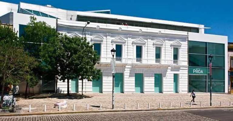 Edificio de Fundación Proa